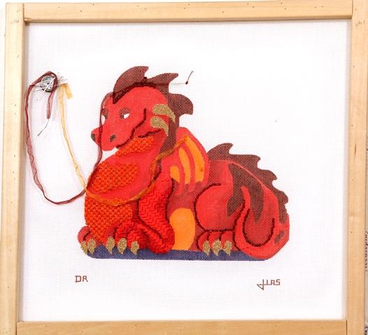 dragondoorstop