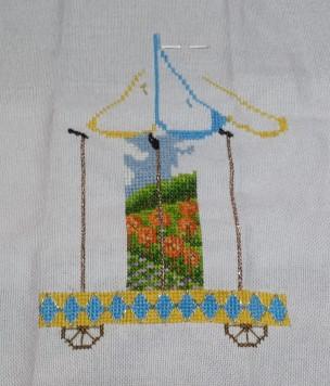 Circus Carousel - Threaded Treasures